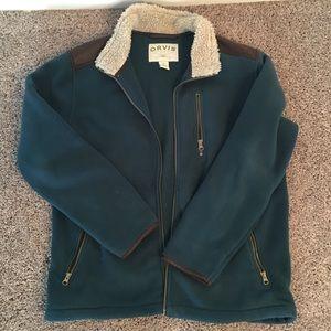 Orvis Lightweight Blue Jacket